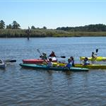 Kayaking in Wicomico