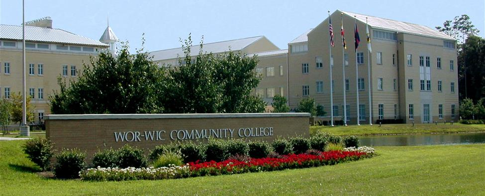 Wor-Wic Community College Campus